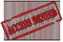 Access-Denied-Feanor